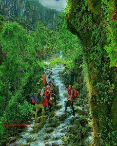 آبشار آبگرمه